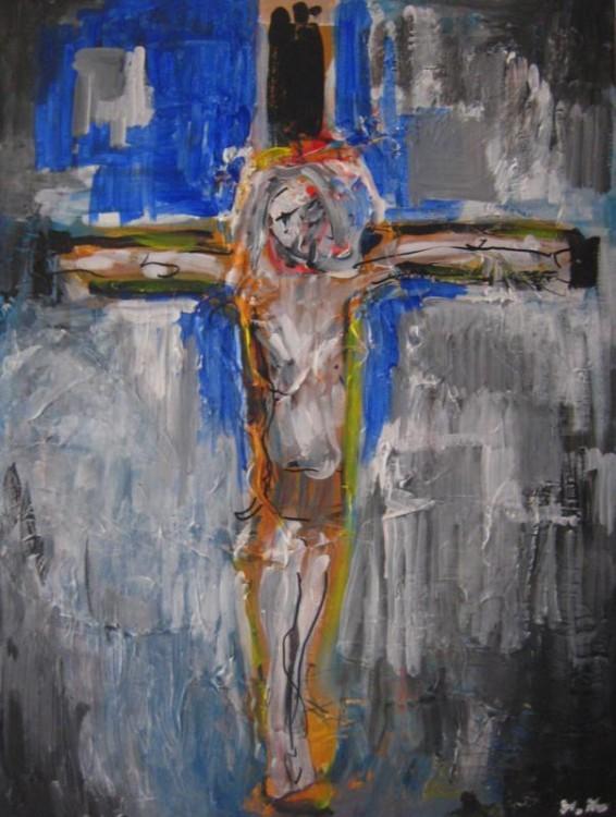 Krist na križu