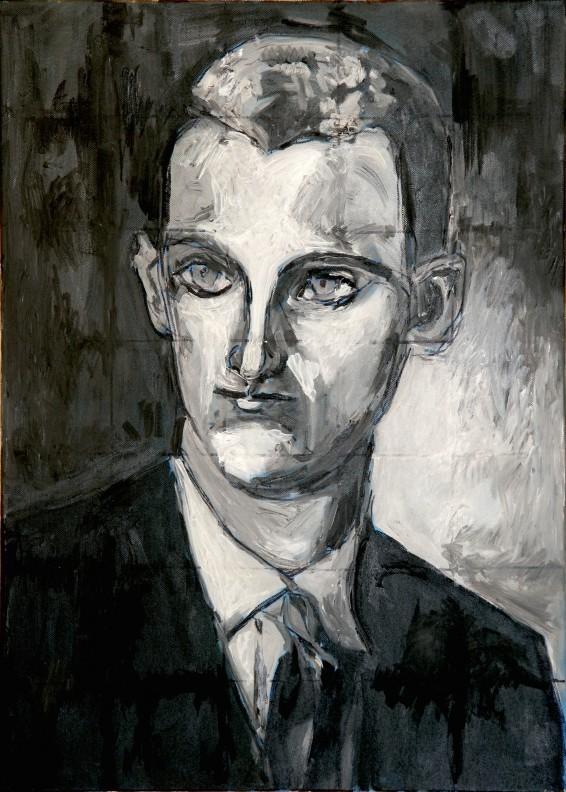 Portrait of Grandpa Boris