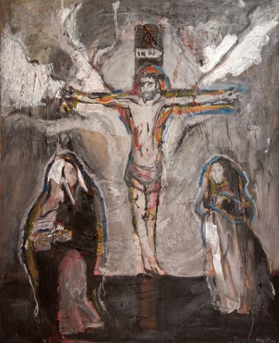 Crucifixion (to Guidou Reni)